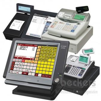 Kassensysteme für Handel
