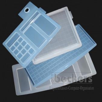 Tastaturabdeckungen für Sharp Kassen