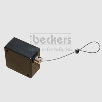 Leinensicherung Rückholsystem Aufroller Mini