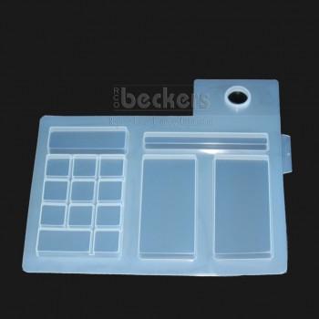Tastaturabdeckung Sharp XE-A137