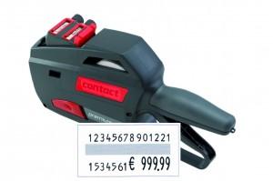 contact premium 28.37 Warenauszeichner für Etiketten 37x19 mm