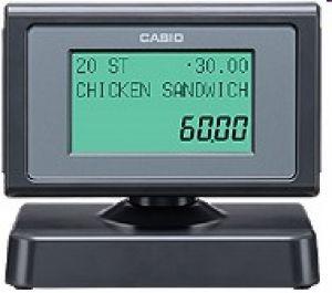 Casio - QT-6060 Kundenanzeige