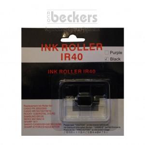 Farbwalze Ink-Roller IR-40 schwarz