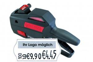 contact Premium 10.26 GP Warenauszeichner für Etiketten 26X12 m