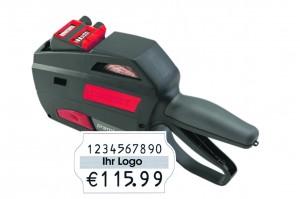 contact premium16.19 Warenauszeichner für Etiketten 32x19 mm