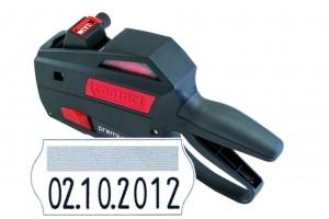 contact Premium 8.26 DT Warenauszeichner für Etiketten 26X12 mm