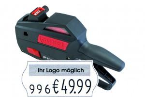 contact Premium 8.26 Warenauszeichner für Etiketten 26X12 mm
