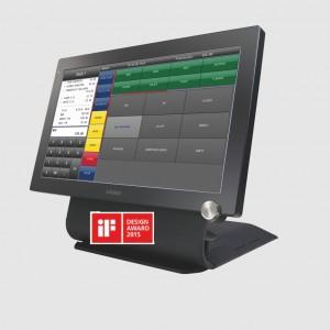 Gastroversion Casio V-R7100 BD-KC mit KlarCash und Fiskal-Software