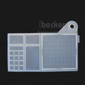 Tastaturabdeckung Casio SE-C450 SE-C3500