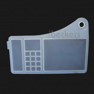 Tastaturabdeckung Casio SE-S400 SE-S3000